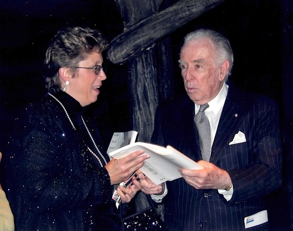 Susan S. Ashbaker and Carlisle Floyd