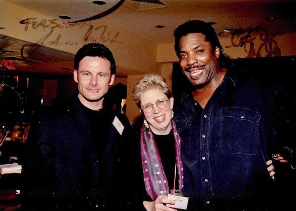 Andreas Mitisek, Susan S. Ashbaker and Gregg Baker