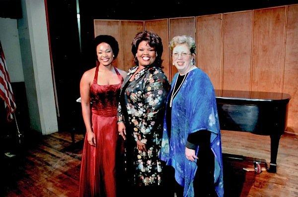 Tracie Luck, Angela Brown, Susan S. Ashbaker