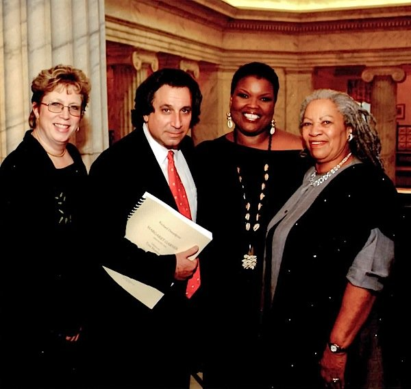 Susan S. Ashbaker, Richard Danielpour, Angela Brown, and Toni Morrison – MARGARET GARNER