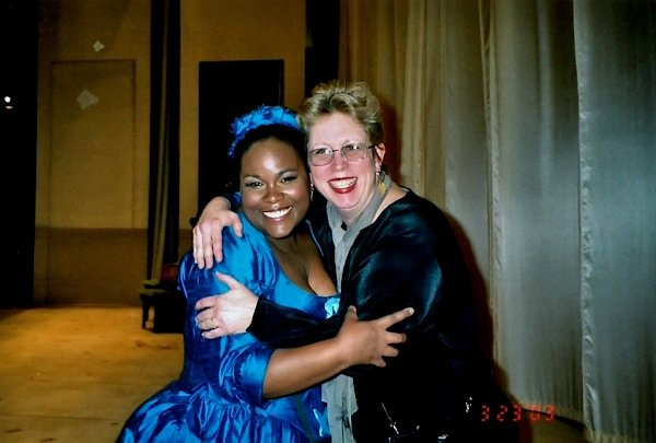 Susan S. Ashbaker and Latonia Moore