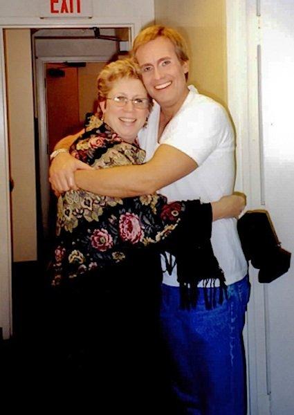 Susan S. Ashbaker and Bill Burden