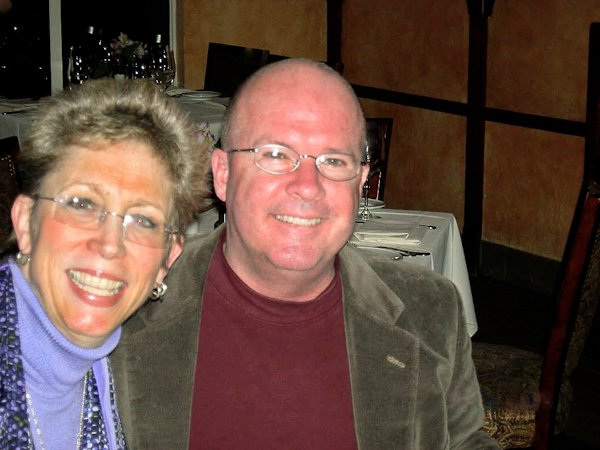 Susan S. Ashbaker and Darren Keith Woods, General Director of Fort Worth Opera